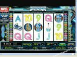 spielautomaten spielen Fantastic Four CryptoLogic