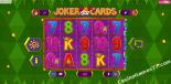 spielautomaten spielen Joker Cards MrSlotty