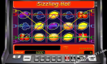 spielautomaten spielen Sizzling Hot Novomatic
