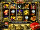 spielautomaten spielen Three Wishes Betsoft