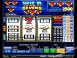 spielautomaten spielen Wild 7s iSoftBet
